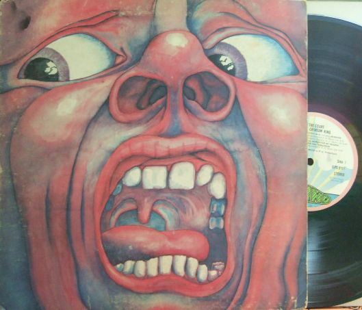 【英Island】King Crimson/In The Court of Crimson King