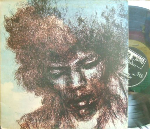 【英Track】Jimi Hendrix/Cry Of Love