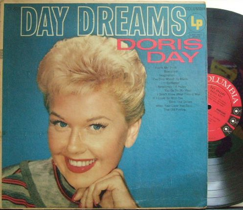 【米Columbia mono】Doris Day/Day Dreams