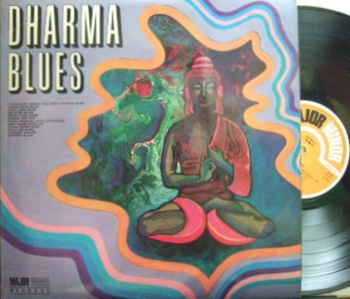 【英Major Minor】Dharma Blues Band/Dharma Blues