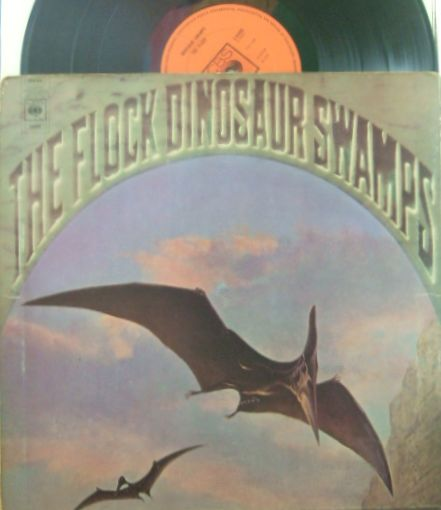 【英CBS】The Flock/Dinosaur Swamp (Jerry Goodman)