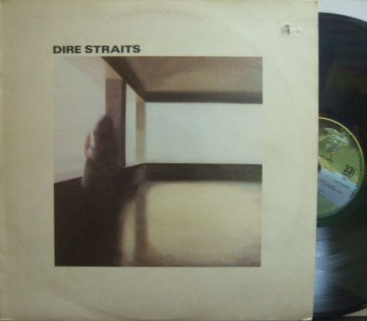 【英Vertigo】Dire Straits/Same  (including Sultans of Swing)