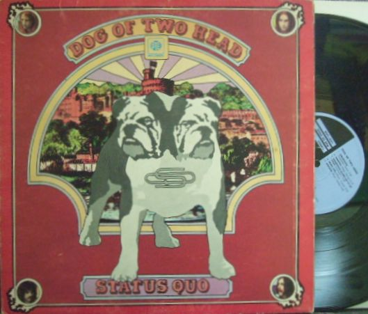 【英Pye】Status Quo/Dog Of Two Head