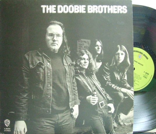【英Warner Bros】The Doobie Brothers/Same (レアなグリーン・レーベル)