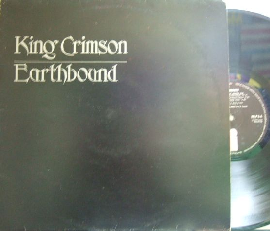 【英Help】King Crimson/Earthbound
