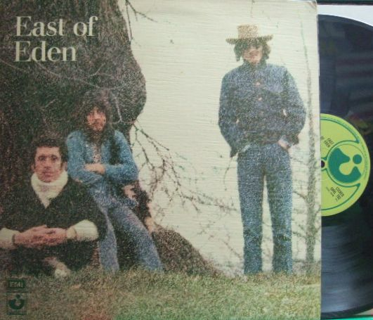 【英Harvest】East of Eden/Same