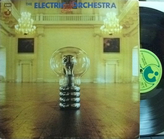 【英Harvest】Electric Light Orchestra/Same (グラモフォン・リム)