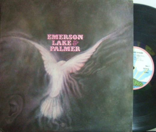 【英Island】Emerson Lake & Palmer/Same