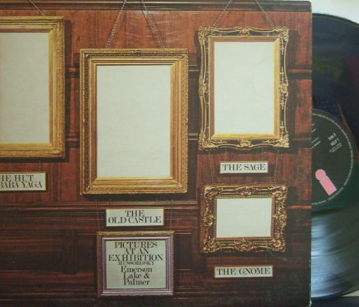 【英Island/Help】Emerson Lake & Palmer/Pictures At An Exhibition (Porky/Pecko)