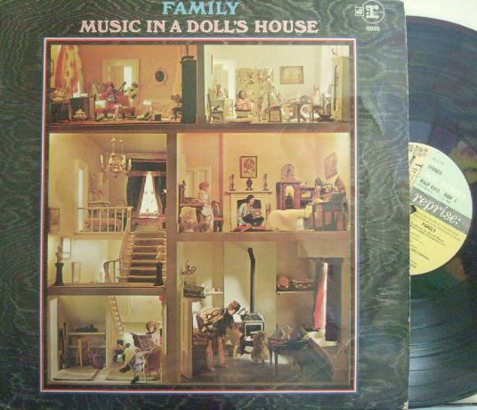 【英Reprise】Family/Music In A Doll's House
