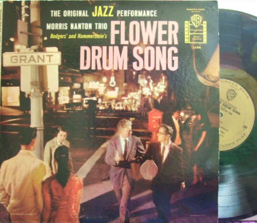 【米Warner Bros】Morris Nanton Trio/Flower Drum Song