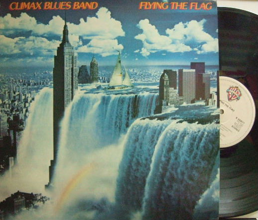【英Warner Bros】Climax Blues Band/Flying The Flag