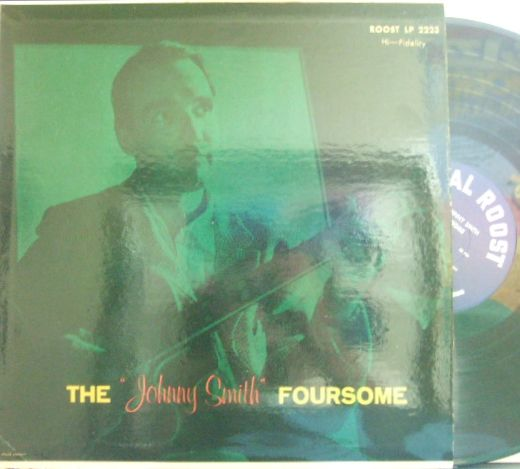 【米Roost mono】Johnny Smith/Foursome
