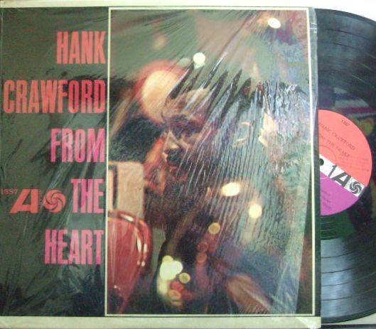 【米Atlantic mono】Hank Crawford/From The Heart