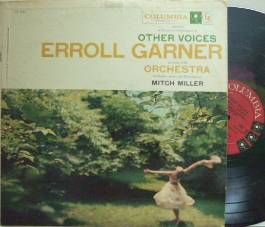 【米Columbia mono】Erroll Garner/Other Voices