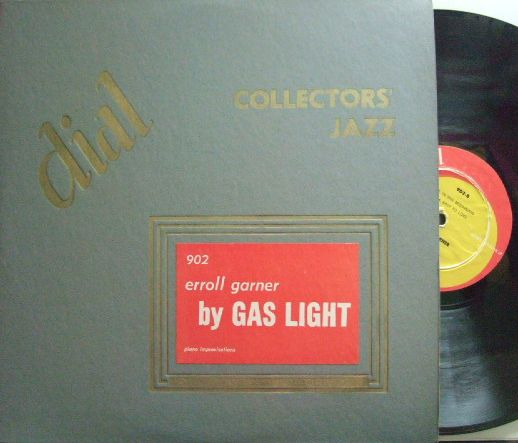 【米Dial mono】Erroll Garner/By Gas Light