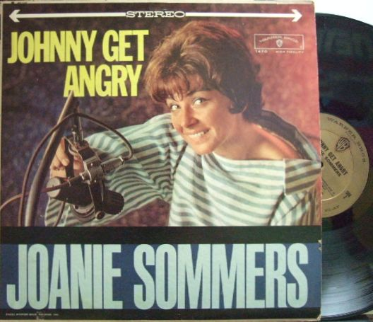 【米Warner Bros】Joanie Sommers/Johnny Get Angry