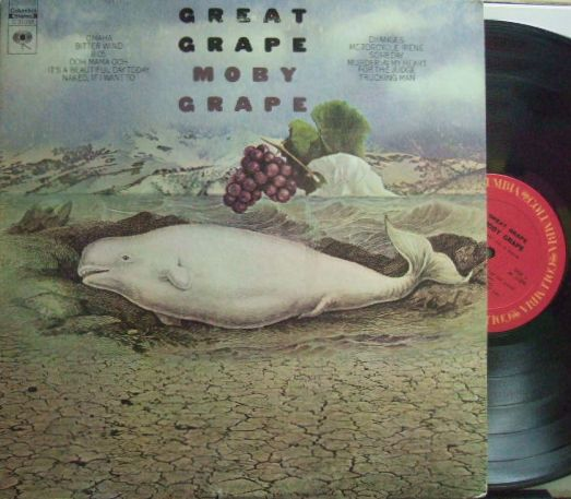 【米Columbia】Moby Grape/Great Grape