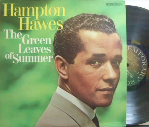 【米Contemporary】Hampton Hawes Trio/The Green Leaves Of Summer