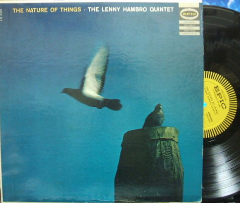 【米Epic mono】Lenny Hambro/The Nature of Things