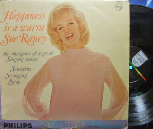 【米Philips mono】Sue Raney/Happiness Is A Warm