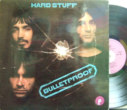【英Purple】Hard Stuff/Bulletproof (John Cann, John Gustafson, Paul Hammond)
