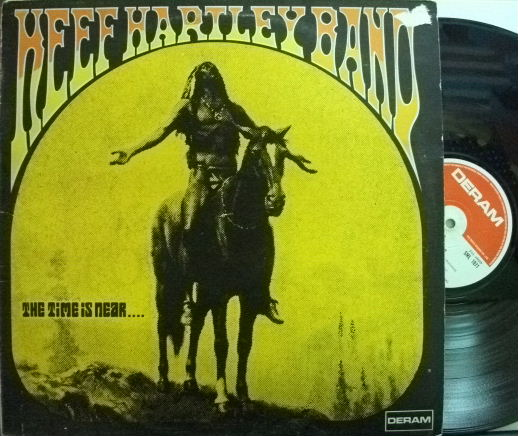 【英Deram】Keef Hartley Band/The Time Is Near