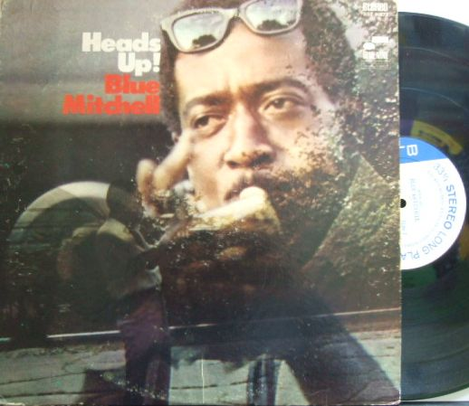 【米Blue Note】Blue Mitchell/Heads Up! (Pepper Adams, McCoy Tyner, etc)