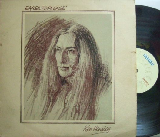 【英Bronze】Ken Hensley (Uriah Heep)/Eager To Please