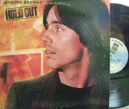 【米Asylum】Jackson Browne/Hold Out