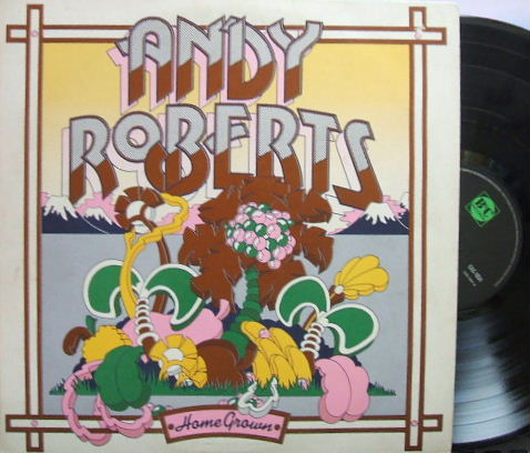 【英B&C】Andy Roberts/Home Grown