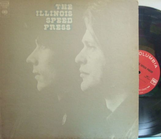 【米Columbia】The Illinois Speed Press/Same
