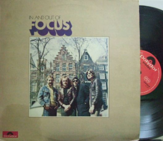 【英Polydor】Focus/In And Out of Focus