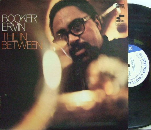 【米Blue Note】Booker Ervin/The In Between (Richard Williams, Bobby Few, etc)