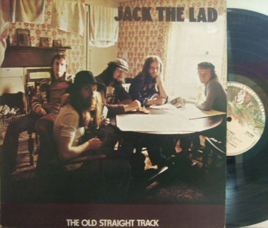 【英Charisma】Jack The Lad/The Old Straight Track