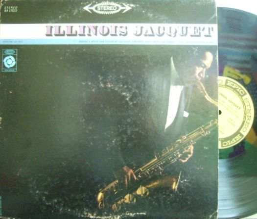 【米Epic】Illinois Jacquet/Same (Roy Eldridge, Kenny Burrell, Jo Jones, etc)