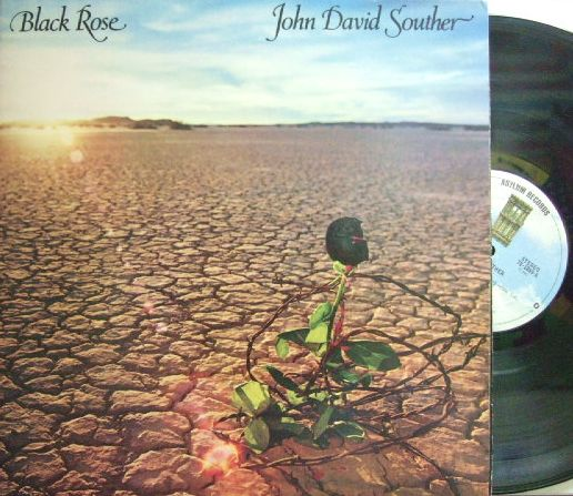【米Asylum】John David Souther/Black Rose