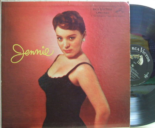 【米RCA Victor mono】Jennie Smith/Jennie