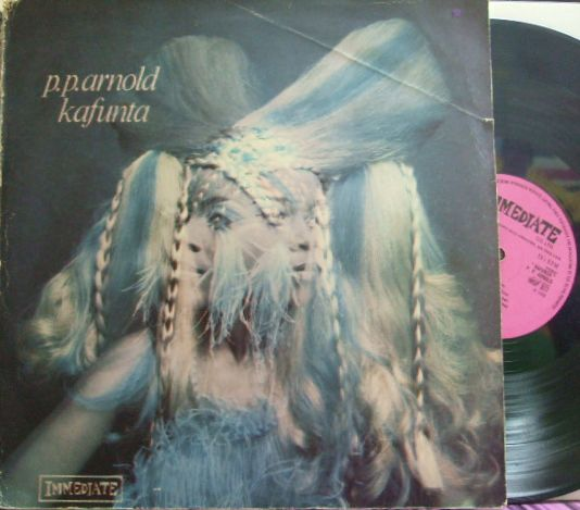【英Immediate】P. P. Arnold/Kafunta