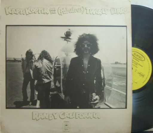 【米Epic】Randy California/Kapt.Kopter And The (Fabulous) Twirly Birds