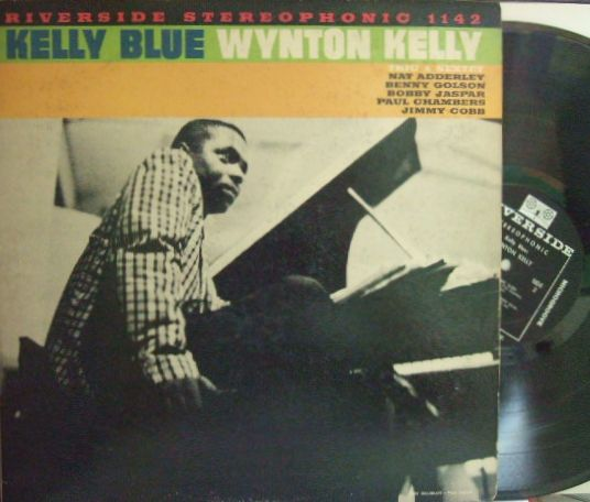 【米Riverside】Wynton Kelly/Kelly Blue