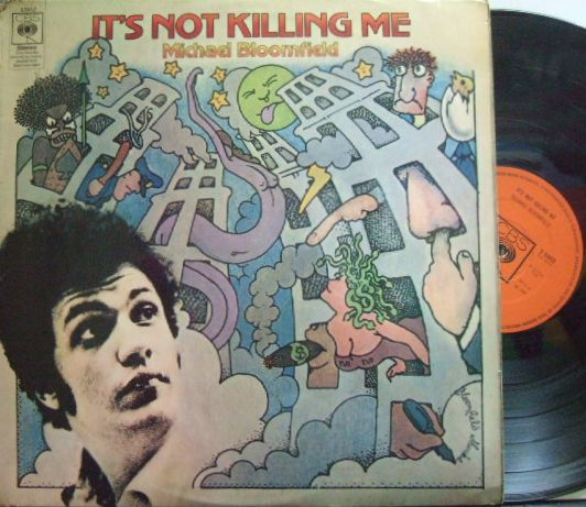【英CBS】Michael Bloomfield/It's Not Killing Me