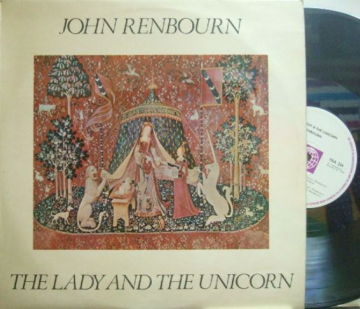 【英Transatlantic】John Renbourn (Pentangle)/The Lady And The Unicorn