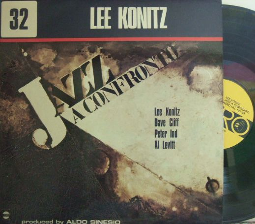 【伊Horo】Lee Konitz/Jazz A Confronto (Peter Ind, Al Levitt, etc)
