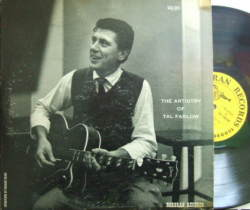 【米Norgran mono】Tal Farlow/The Artistry (Gerald Wiggins, Ray Brown, Chico Hamilton)