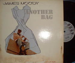 【米Argo mono】James Moody/Another Bag