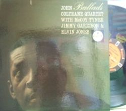 【米Impulse】John Coltrane/Ballads