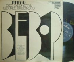 【英Mercury】Red Rodney & Lennie Tristano/Bebop