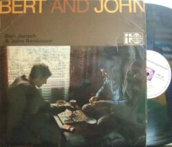 【英Transatlantic mono】Bert Jansch and John Renbourn/Bert And John
