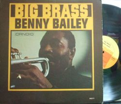 【米Candid mono】Benny Bailey/Big Brass (Phil Woods, Tommy Flanagan, etc)